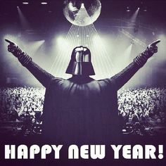 Blow Up The Death Star On New Years Eve