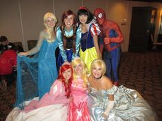 *** The characters that we offer are NOT name brand, copyrighted characters. Our characters are of our own creation. Any resemblance to nationally known &/or copyrighted characters is NOT. Princess Party, Ever After, Parties, Characters, Friends, Photos, Fashion, The Vow, Fiestas