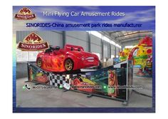 New kinds of coaster amusement park rides for sale Funfair park rides Mini flying car rides, Rocking Tug rides, Lane slide rides for kids and the adults. Website: http://www.sinorides4u.com