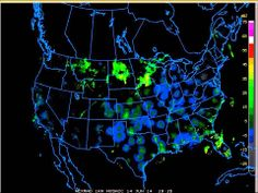 "HAARP: Weather ""War"" Modification USA June, 14 2014"