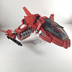 Red Dawn Squadron: Crimson Mist CRM0131 | by ericteo_98