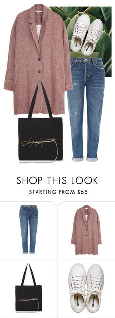 """Spring shower"" by rosetrans ❤ liked on Polyvore featuring Topshop, Zenggi, Yohji Yamamoto and Henri Bendel"