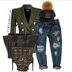 """#visionsbyjo #allthingsfiery #allthingsfiery_atf #style #stylist #styleblogger…"