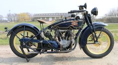 Excelsior Super X 750cc V-Twin with Dänisch papers very rare Year 1927