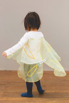 Fabric Butterfly Wings | Dress Ups Kids & Native American Indian Girl Costume | Dress Ups Kids | For the girls ...