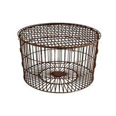 Lobster Basket Table