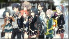 "Yahari Ore no Seishun Love Comedy – aka ""my teen romantic comedy snafu"" - Its funny ... mainly from a guy's point of view."