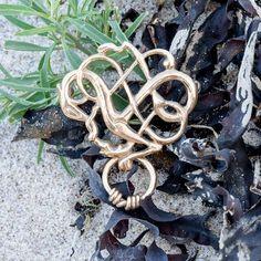 Bronze-smykker - Sølvsmedene A og H Max Andersen ApS Bronzer, Washer Necklace, Snake, Jewelry, Jewels, Schmuck, A Snake, Jewerly, Jewelery