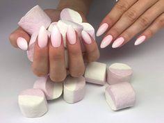 Martini & Bikini Gel Polish + Sugar Effect by Folly Mood Atelier, Indigo Zduńska Wola #nails #nail #nailsart #indigonails #indigo #hotnails #summernails #springnails #miami #nataliasiwiec #pastel #pastelnails #babyboomer #weddingnails #ombre #ombrenails #pinknails #pink