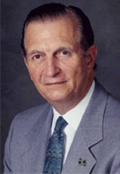 Edward Seaga 5th Prime Minister of Jamaica serving two terms from November 1980 - February 1989.