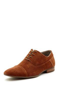 Calvin Klein Footwear Irah Suede Oxford
