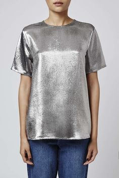 Photo 4 of Lamé Tee by Boutique