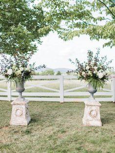 Tourterelle Floral Design - Charlottesville, VA - Rachel May Photography