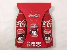 2017 Suzuka 8 hours anniversary Bottle 250ml 3 Bottles Coca Cola Japan Limited #CocaCola