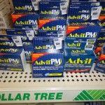 FREE ADVIL  +Tax at the Dollar Tree - http://www.couponoutlaws.com/free-advil-tax-at-the-dollar-tree/