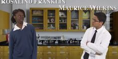 Let these 7th graders school you on Rosalind Franklin. This video is INCREDIBLY FUNNY and informative! Sure to be a hit in the classroom.