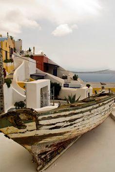 Firostefani, Santorini, Greece