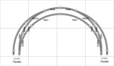 Free Track Plans for your model railway layout, railroad or train set. Designs, ideas, layouts, and prototype drawings of railway stations N Scale Train Layout, Model Train Layouts, N Scale Model Trains, Model Railway Track Plans, Making A Model, Ho Trains, Ferrat, Models, Classic Toys
