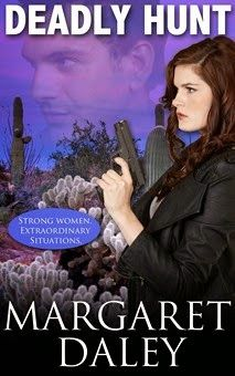 Deadly Hunt  (Strong Women,  Extraordinary Situations Series)  by Margaret Daley   http://www.faithfulreads.com/2014/11/mondays-christian-kindle-books-early_10.html