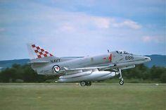 Douglas A-4G Skyhawk Photo (C) George Woods