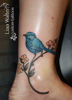 Wren Tattoo Des...