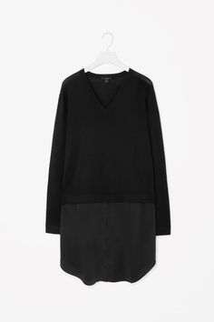 COS | Silk skirt dress