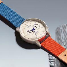 TRIWA トリワ NEVIL IVORY YANKEE CANVAS CLASSIC 【国内正規品】 腕時計 メンズ NEST112-CL062612