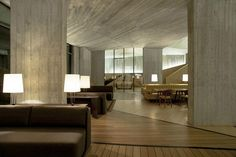 Ulus Savoy Clubhouse by Autoban