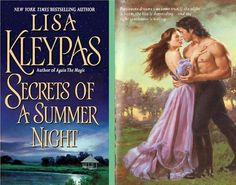 Lisa Kleypas - Secrets of A Summer Night - historical-romance Photo