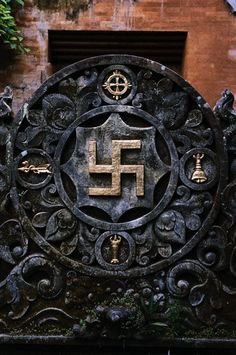 Although this symbol has a negative connotation in some parts of the world because of Nazi Germany, the swastika is actually a sign of luck and fortune. This variation of the cross has been present in ancient Hinduism and is used to represent honesty, truth, purity and stability.