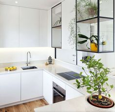 The trend for using concrete in interior design penthouse flat5