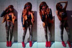 Black Girl Fashion //