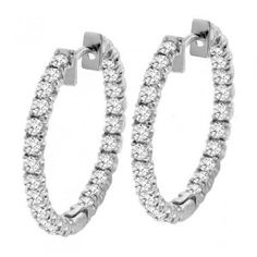 The earrings that I got were perfect for my wife, perfect for everyday wear. The price was absolutely the best for the quality of the diamonds I was looking for.
