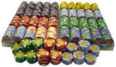 InPlay Poker Line (discontinued)  buypokerchips.com Poker Chips