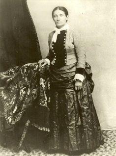 Martha Canary or Calamity Jane, Wyoming c. 1880s