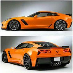 Loma Corvette. .