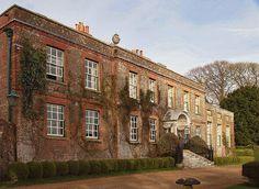 18th century Bramdean House in Hampshire