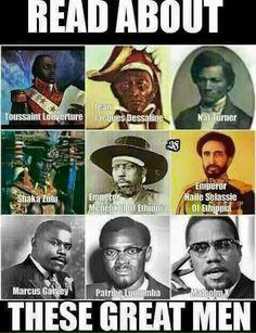 great men ancestors