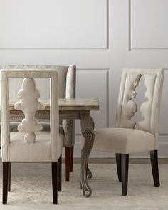 Haute House Mixed Dining Furniture http://rstyle.me/n/d7h2ur9te