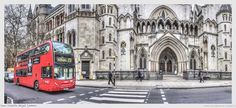 Law Courts by Nigel Lomas on 500px