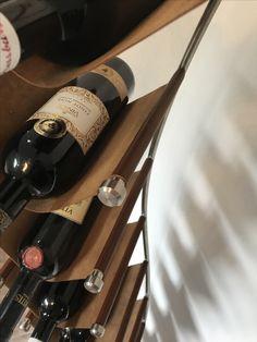 ‼️ N O V I N K A ‼️  celonerezový exkluzívny stojan na víno s lôžkami  z pravej kože pre Vaše najvzácnejšie vínka    kúpite tu: http://reborn-w.sk/sk/ostatne/67-stojan-na-vino-purity.html   #winerack #purity #instock #buyitnow #checki #luxury #stainlesssteel #leather #lovewine #design #beoriginal #home #bedifferent #lovemyjob #passion #wednesday