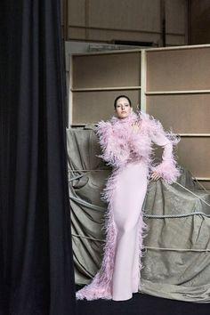 Francesco Scognamiglio Fall 2017 Couture Fashion Show Collection