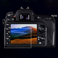 >> Click to Buy << Hardness Tempered Glass Screen Protector For Canon EOS 70D 700D 7D Mark II HD Camera Toughened Glass Protective Film #Affiliate