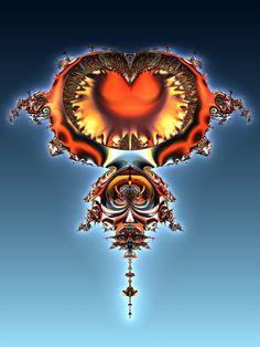 Fractal Art, Fractals, Rendering Software, Color Tattoo, 3d, Artist, Artwork, Nature, Pictures