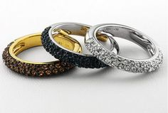 The perfect set of fall stackable rings!