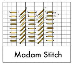 Madam stitch