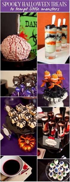 Halloween dessert ideas that are easy to make