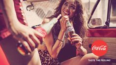 """Coca-Cola - Global """"One Brand"""" Ad Campaign 2016 """"Taste the feeling"""""""