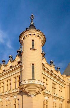 Palace of Culture - Iași, Romania Romania, Palace, Europe, Culture, Photo And Video, Architecture, World, Building, Travel
