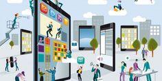 mejores tendencias de diseño web y app's
